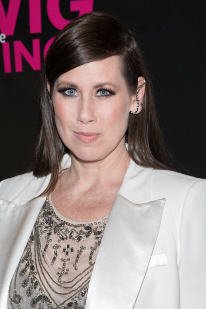 "TV & Film Star Miriam Shor at the ""Hedwig & the Angry Inch"" Broadway Premiere"
