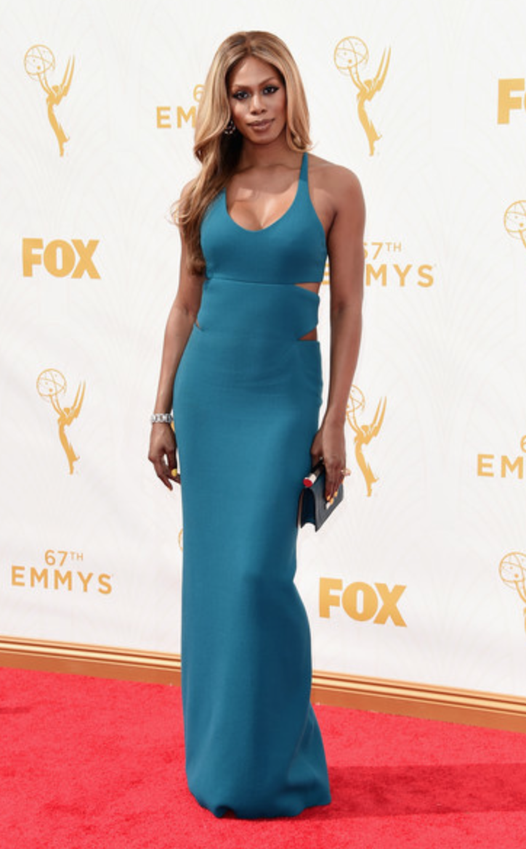 Laverne Cox, Primetime Emmys 2015