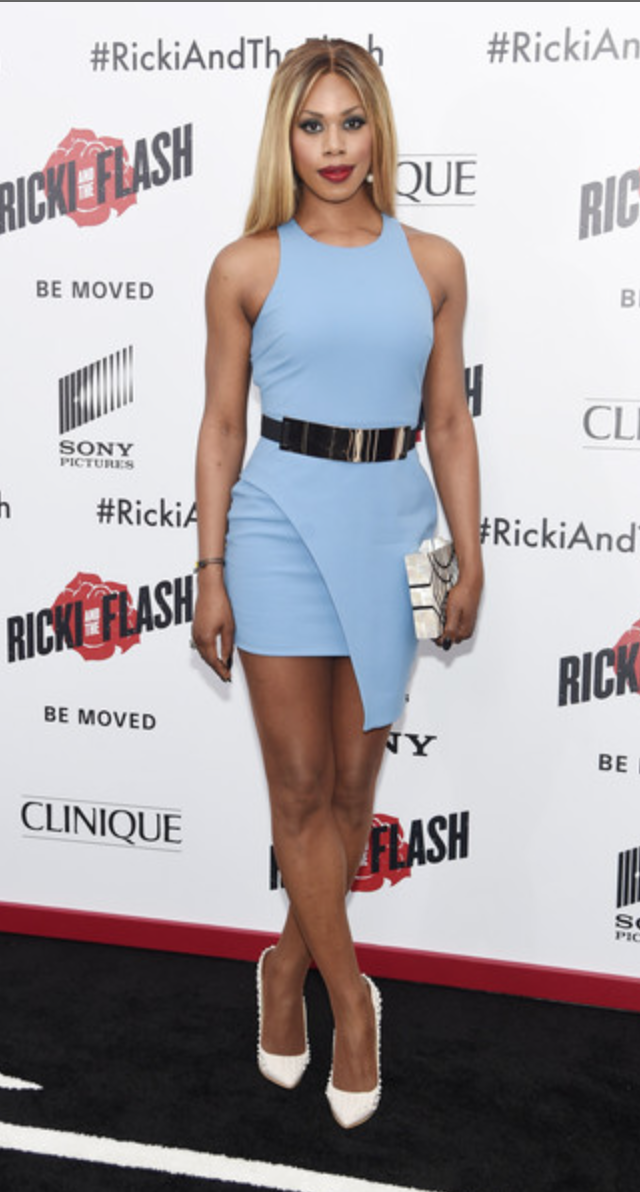 Laverne Cox Ricki and the Flash Premiere 2015.png