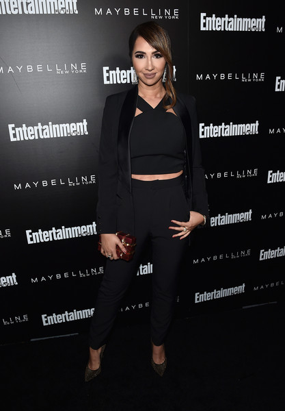 Jackie Cruz, Entertainment Weekly SAG Awards event