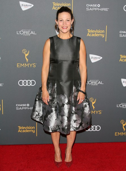 Lili Taylor, Emmys pre-parties 2016