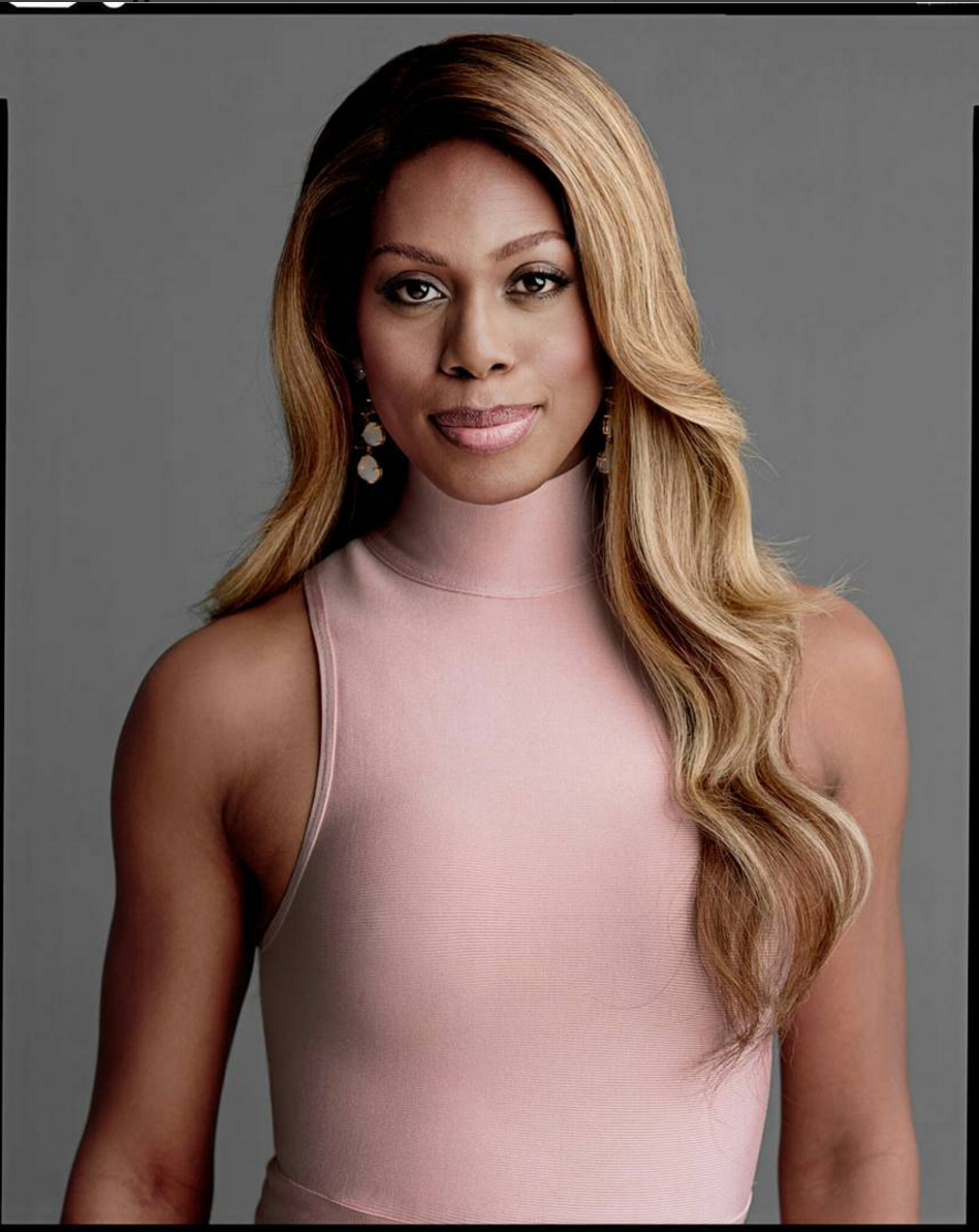 Laverne Cox for HBO's The Trans List