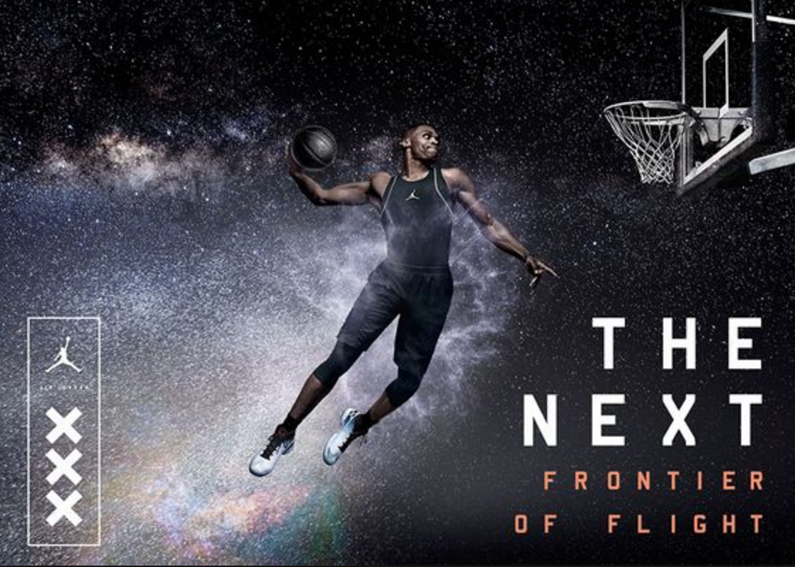 Nike Jordan Russell Westbrook collaboration