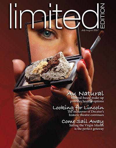 Limited Edition magazine cover June/July 2007