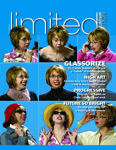 Limited Edition Magazine Cover May/June 2006