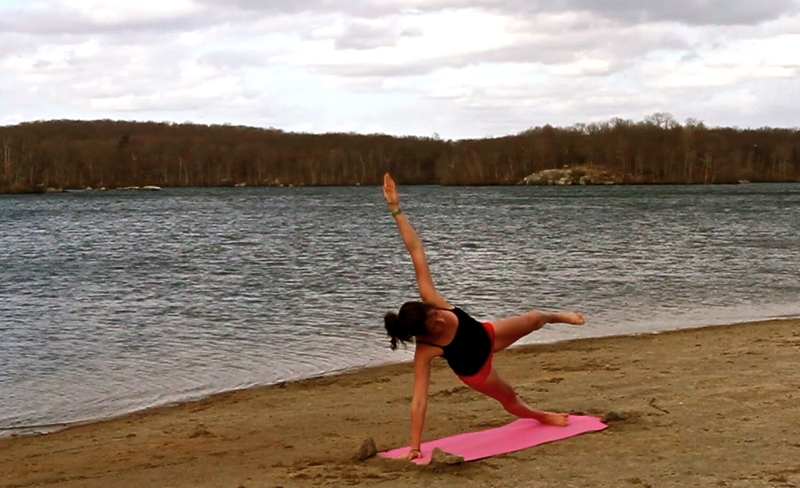 Experience that beach breeze wherever you are with the Runners Love Yoga DVD.