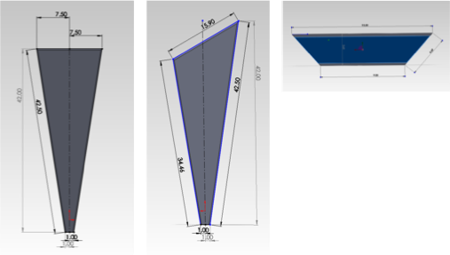 CAD drawings with specs