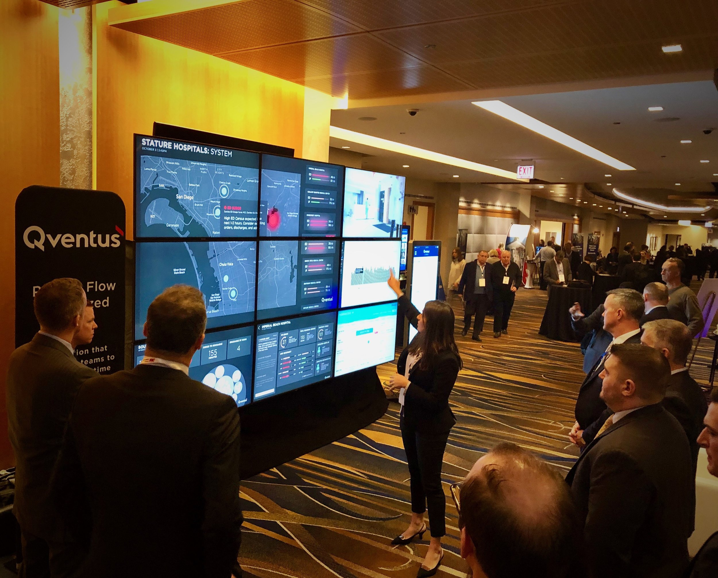 Public unveiling at Becker's CEO Roundtable Conference