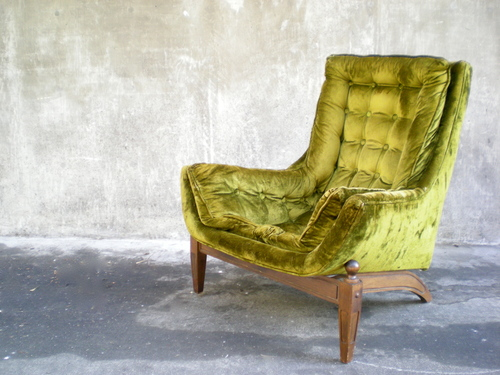vintage mid century lounge chair ReRunRoom Seattle