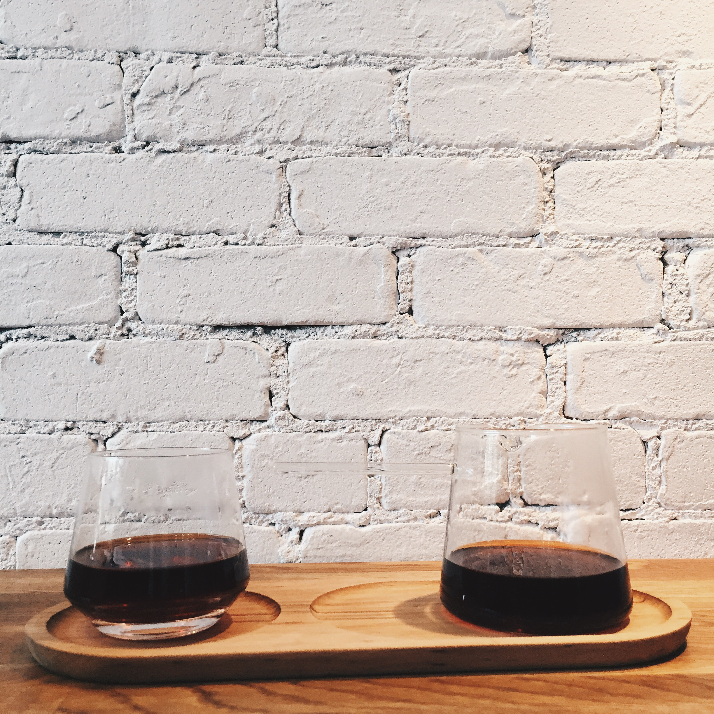 Early Bird Pourover. Such a unique way to present coffee!