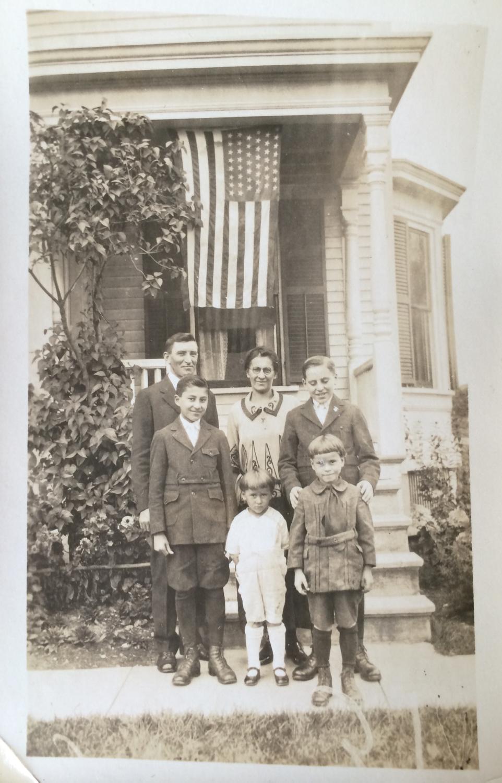 Henry Shevenell & Family