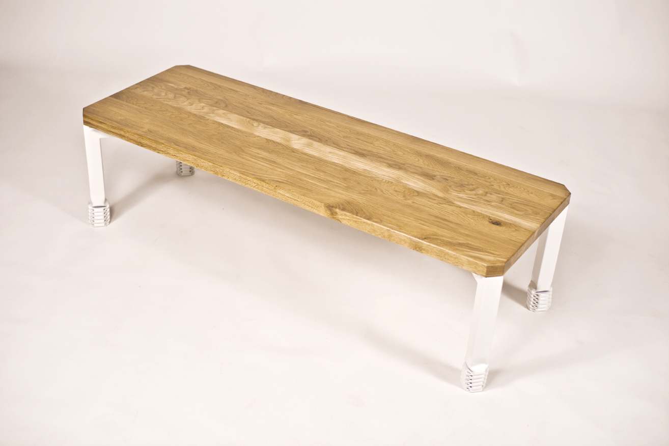 Crushed Coffee Table