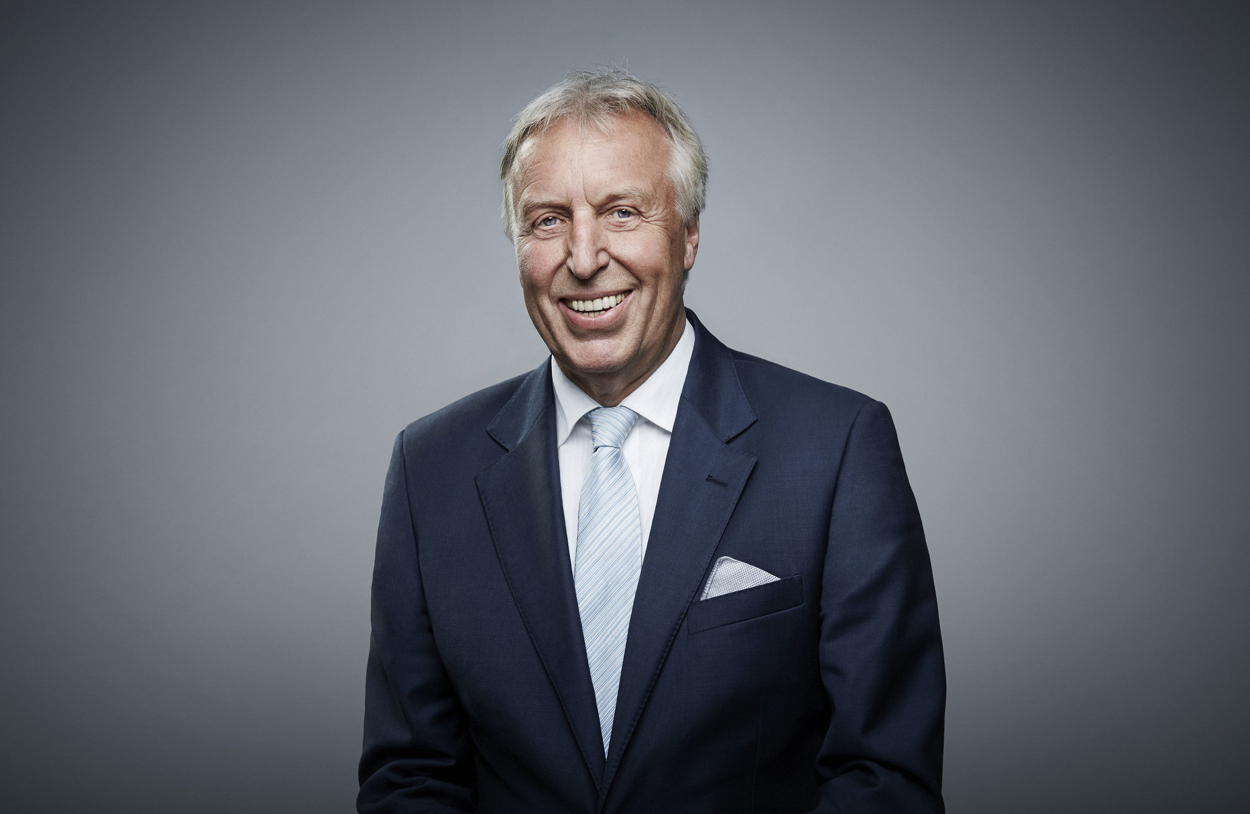 Duisport CEO - Erich Staake