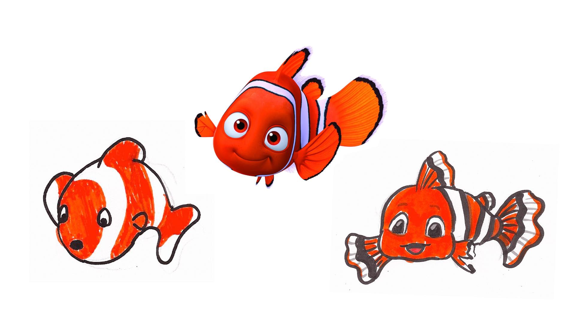 "NEMO  Pixar's ""Finding Nemo"", 2003."