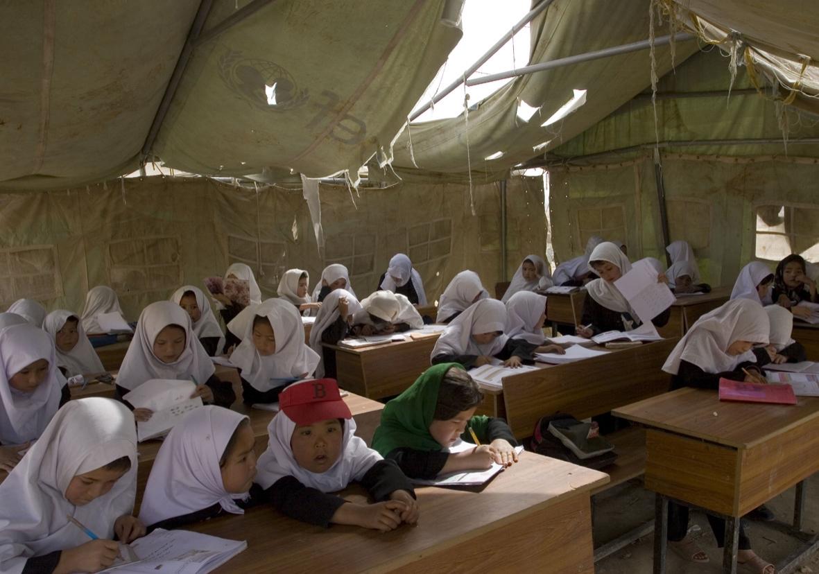 Photo by M.M. Akbari of Kabul