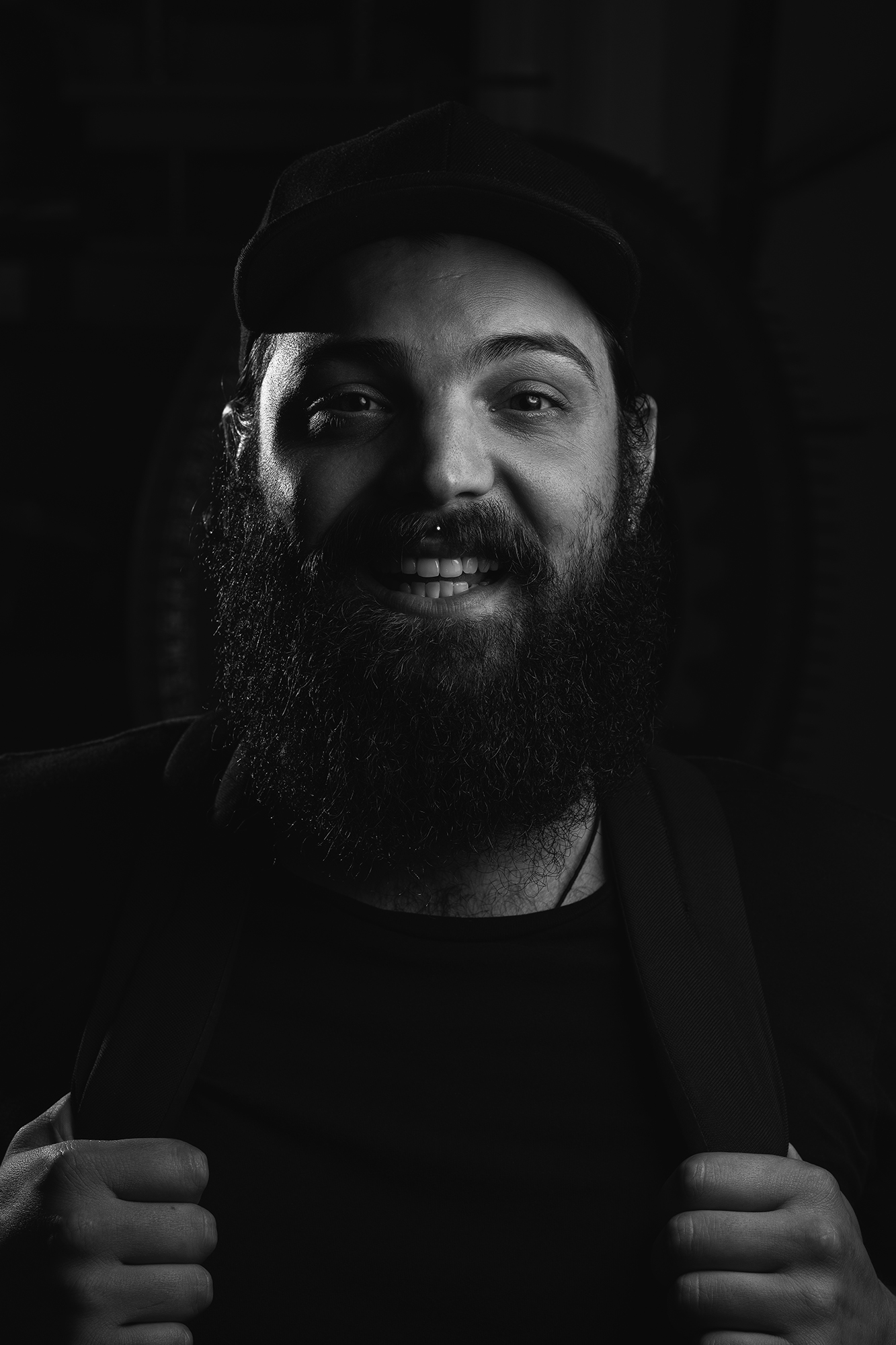 Alex Milano - Bass / BackinG VocalsCREO