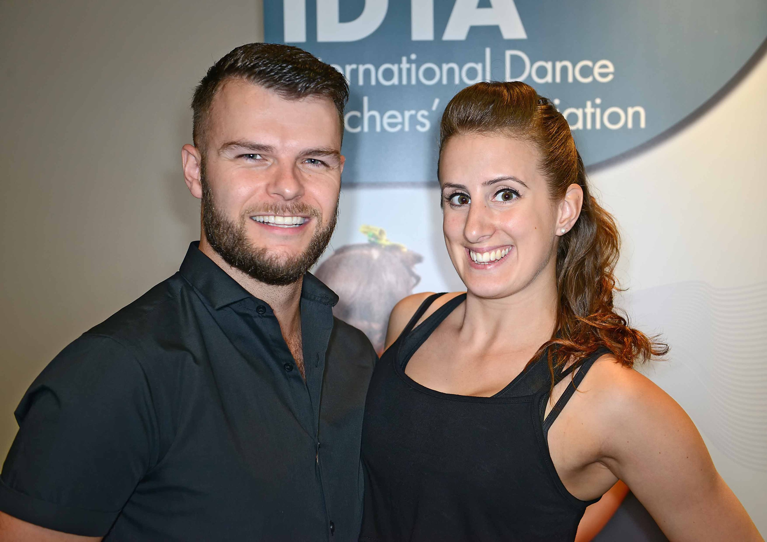 James and Louise lecture on Salsa for the International Dance Teacher's Association's Annual Congress 2015