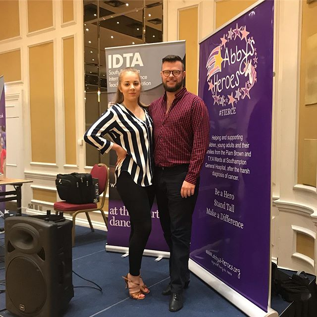 Lovely day of lectures this morning with the south east area including a fabulous Jive from James and Alex! Thank you again @idtasoutheastballroom for an amazing evening yesterday and for today!🤩 #idta #simplydanceltd #dance #latin #ballroom #jive #lecture #fun #friends #boomerang