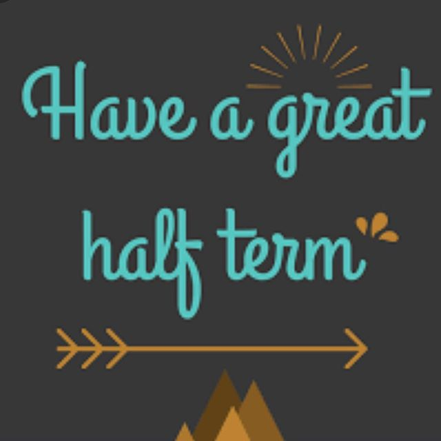 Morning all, we are on half term from now until the 8th June so enjoy your rest, especially to those working hard towards their school exams!✏️ On the 8th, classes will run as normal and on the 15th is Magna Carta day where we will be performing along with our Bake Sale and Tombola (more details to follow when we're back)🧁🕺🏻💃🏻 Have a lovely Half Term everyone🎉🤩