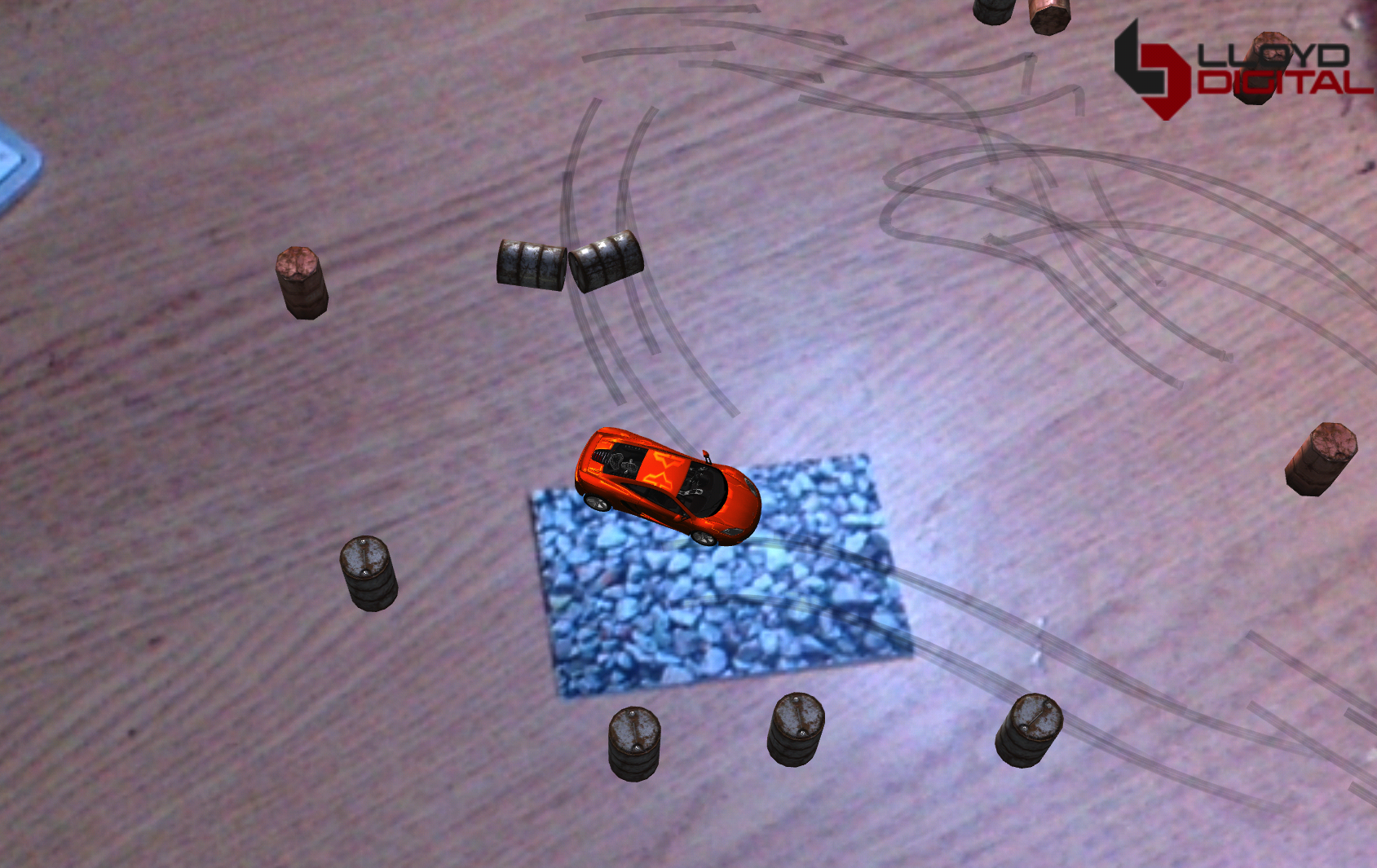 AR Car demo