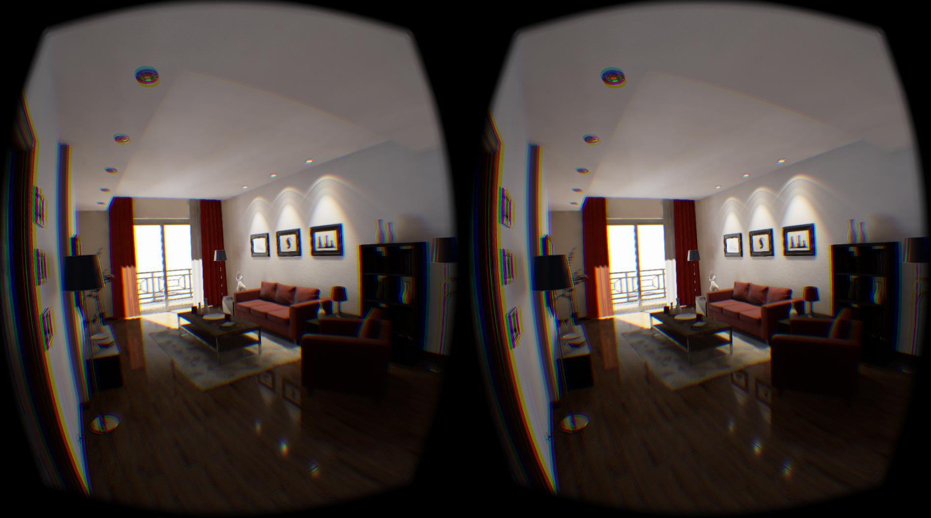 VR in UE4