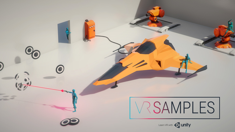 Unity Learn VR Samples