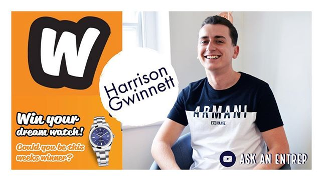 Head over to our YouTube channel to watch our latest interview with young entrepreneur @hgwinnett creator of @watchlottoapp (link in bio) #Askanentrep#Business#Entrepreneurship#WontStop#Mindset#Success#Hustle#Freedom#BusinessOwner#OnlineBusiness#Coaching#Ambition#Inspire#ThinkBig#Startup#HardWork#Businessman#BeYourOwnBoss#SmallBusiness#Believe#Motivate#Mentor #mentoring#Givingback#InternetBusiness#Success #entrepreneur #garyvee #askgaryvee