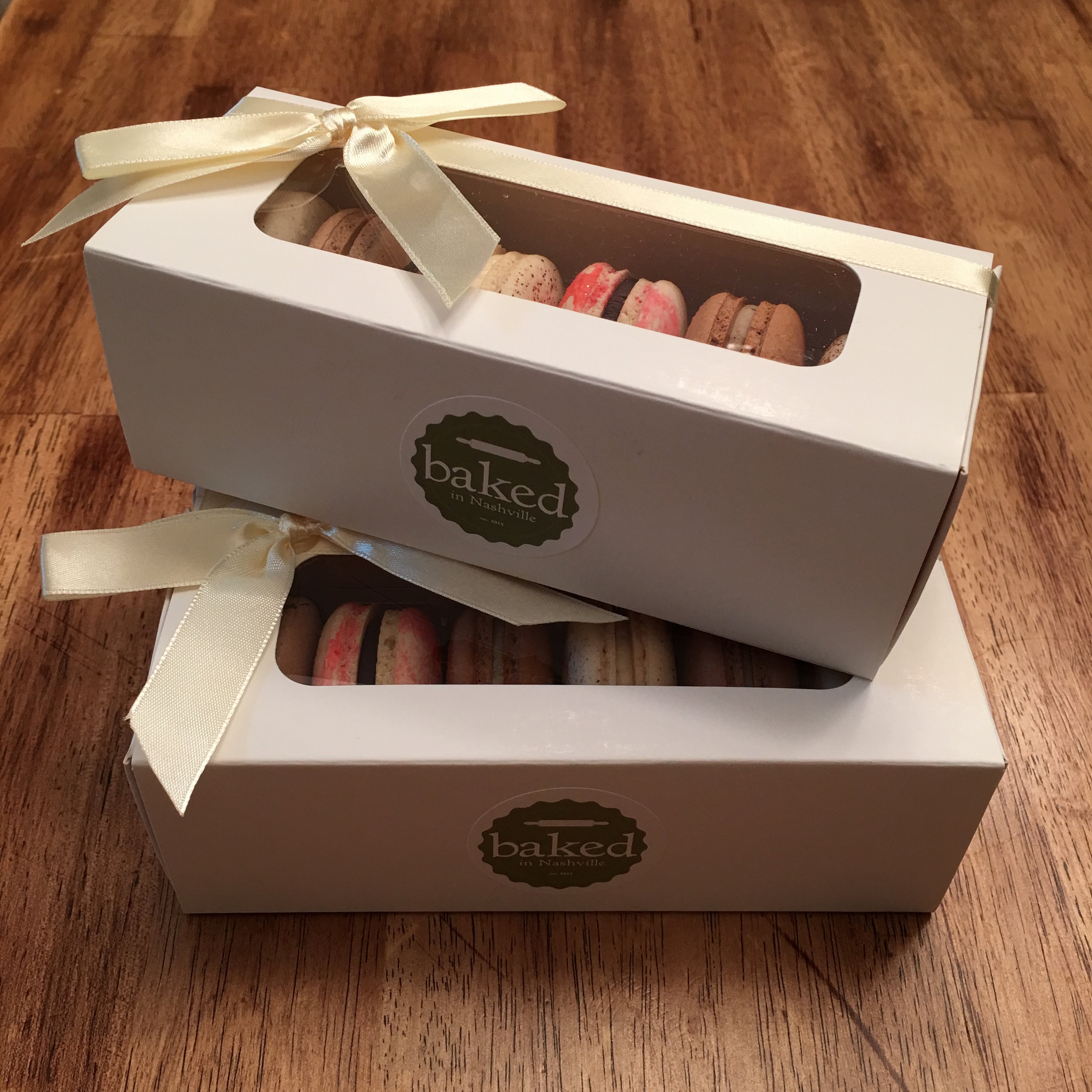 Have a party or gathering coming up? Order your macarons today!