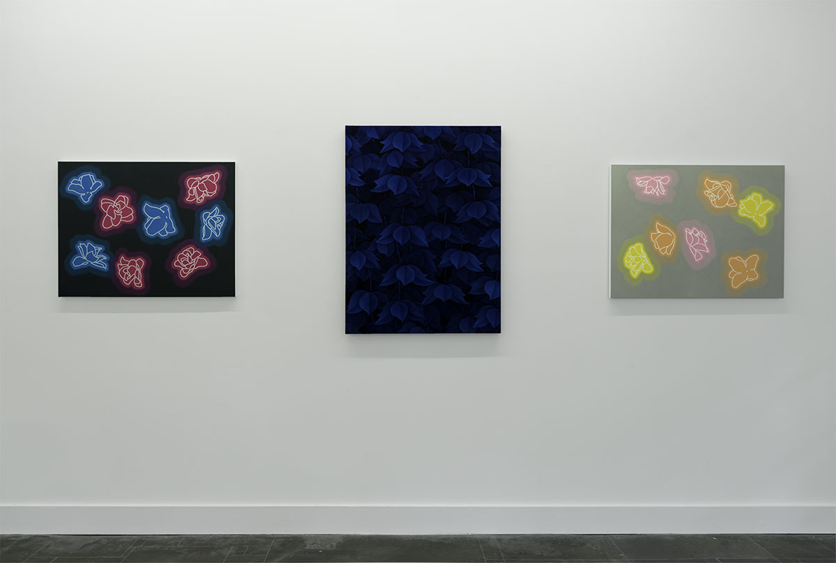 EVERYTHING HAS CHANGED  Camayuhs, Atlanta, GA Curated Jamie Steele May 11 – June 15, 2019  Sides: Aliza Morell; Center: Natalie Escobar