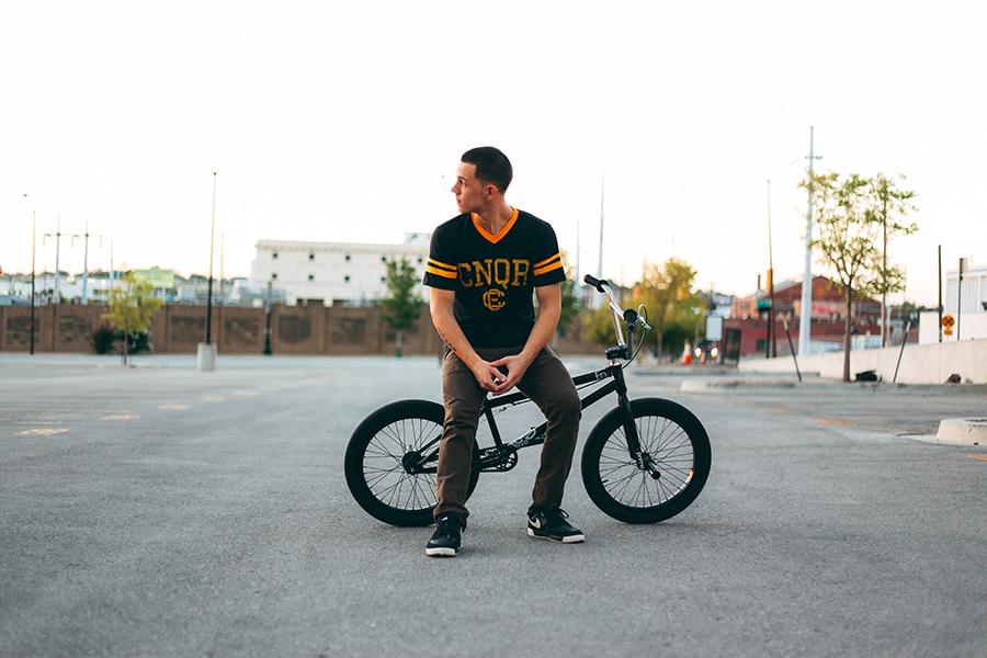 Justin Salas | Blind Athlete