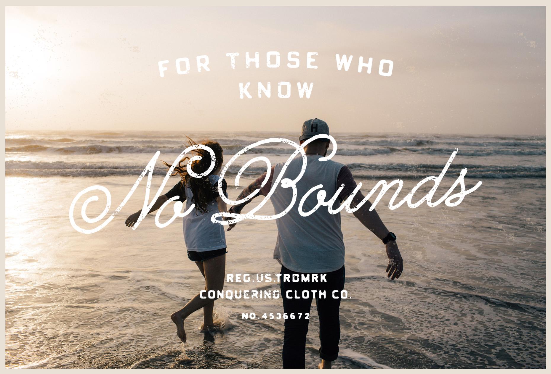 No BoundsRoad Trip