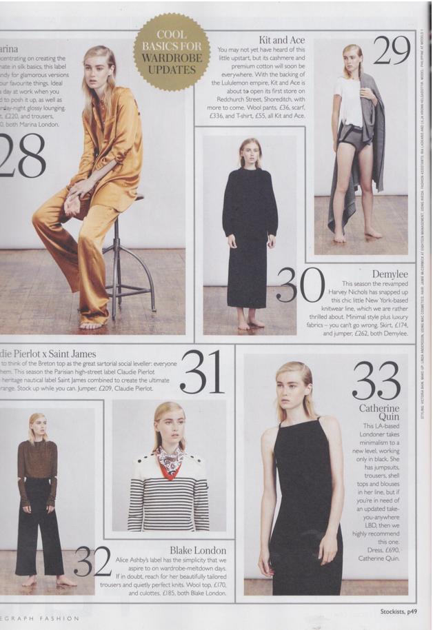 The Telegraph Fashion