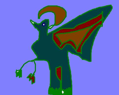 Ange ornithologue 1