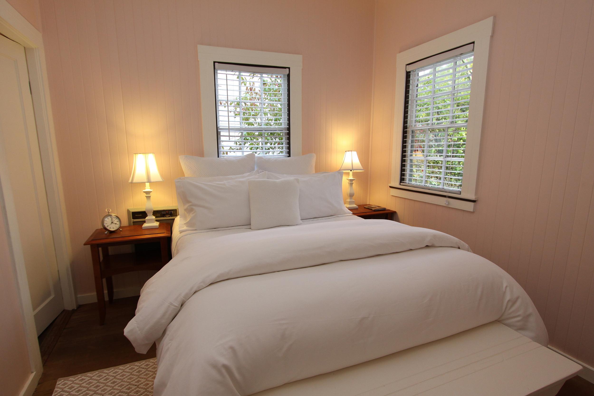 Reader's Retreat Room at Ten Inverness Way Lodge