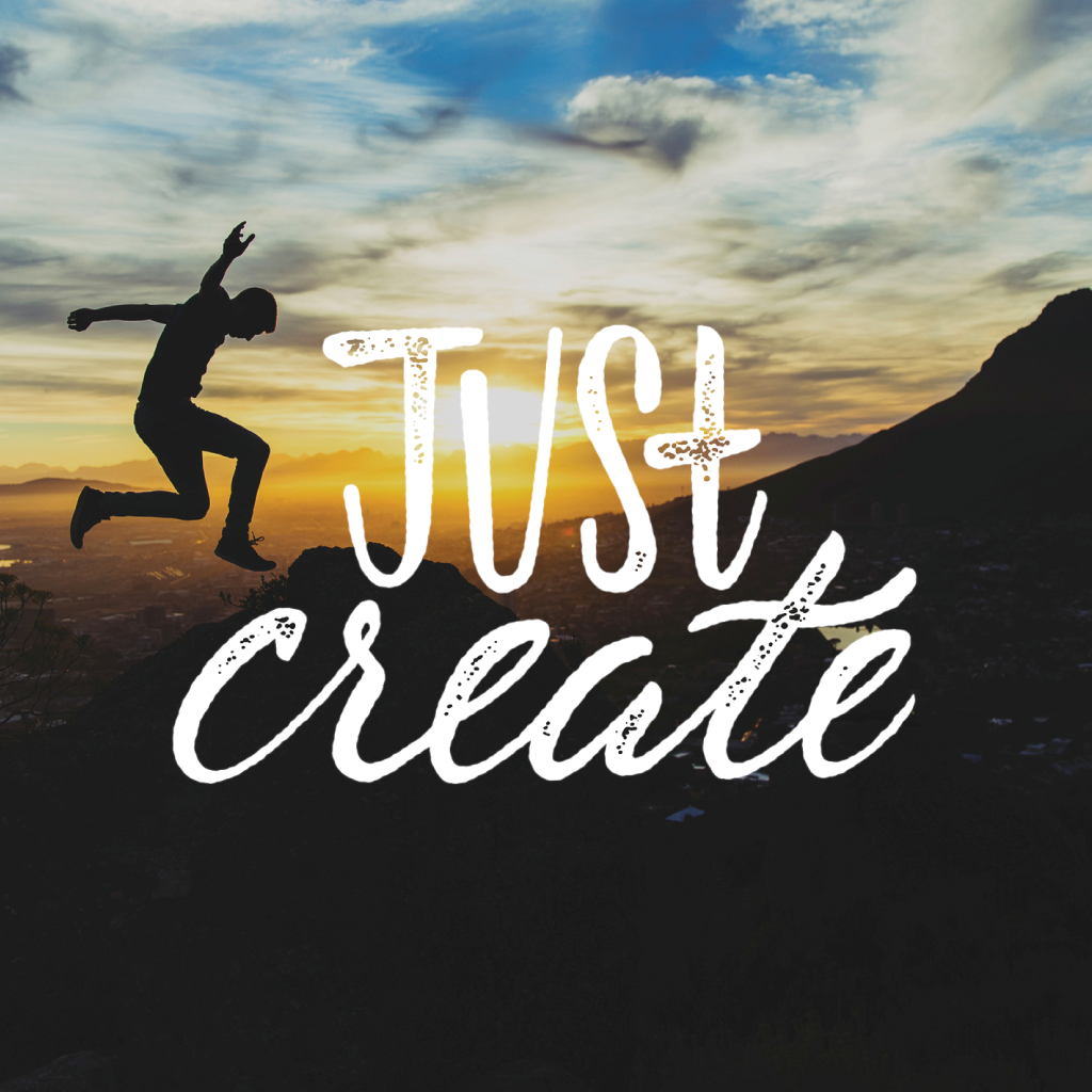 Click to read more about Just Create
