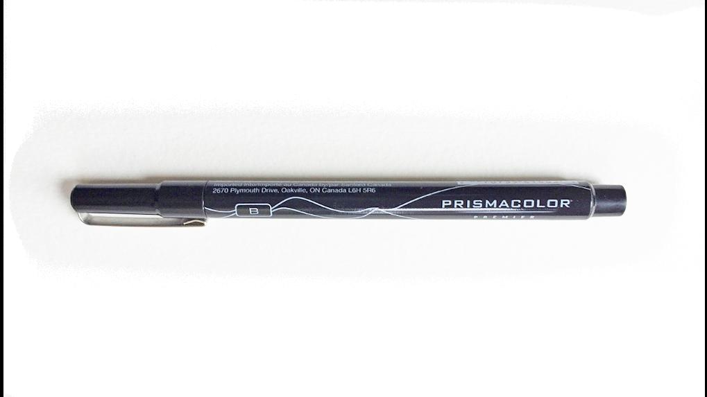 Prismacolor Premier B Brush Pen
