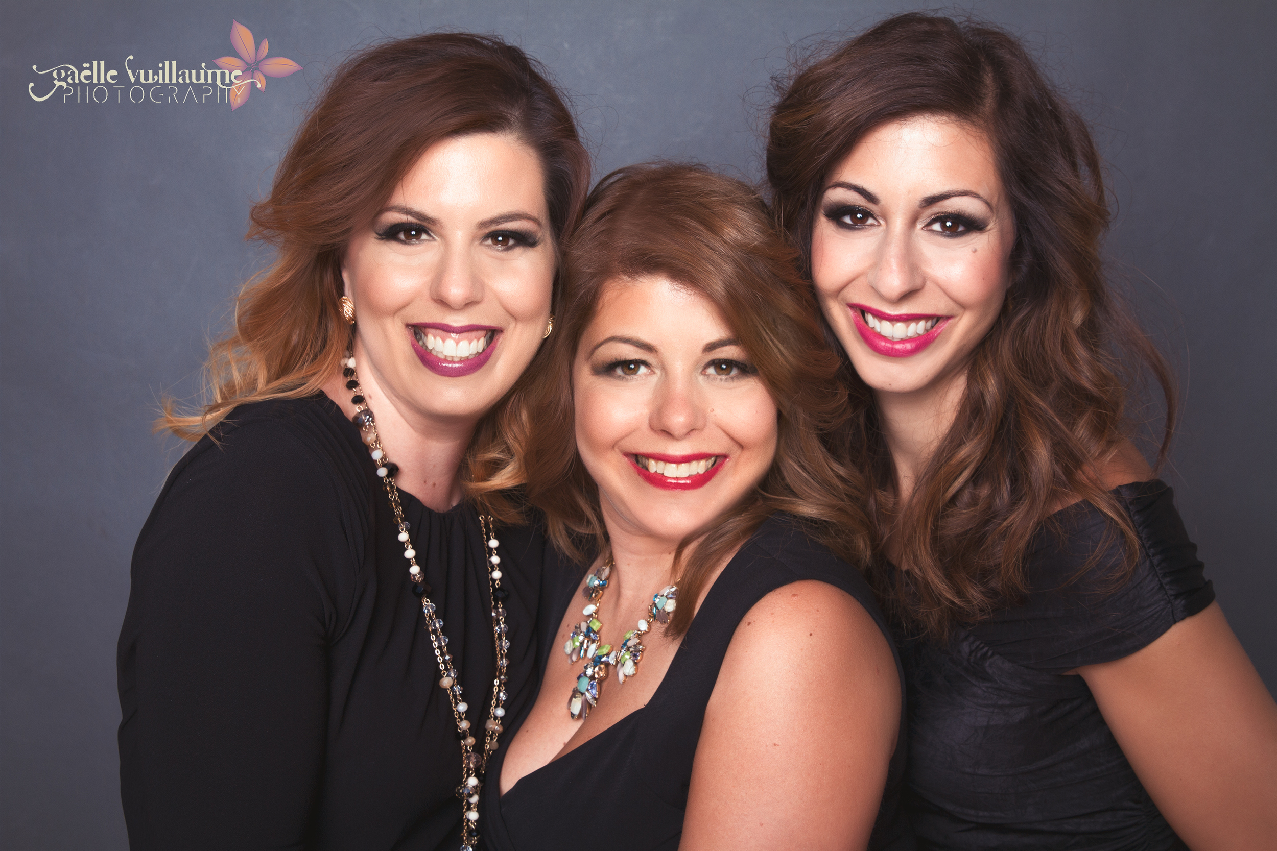 Happy moms... and sisters :)
