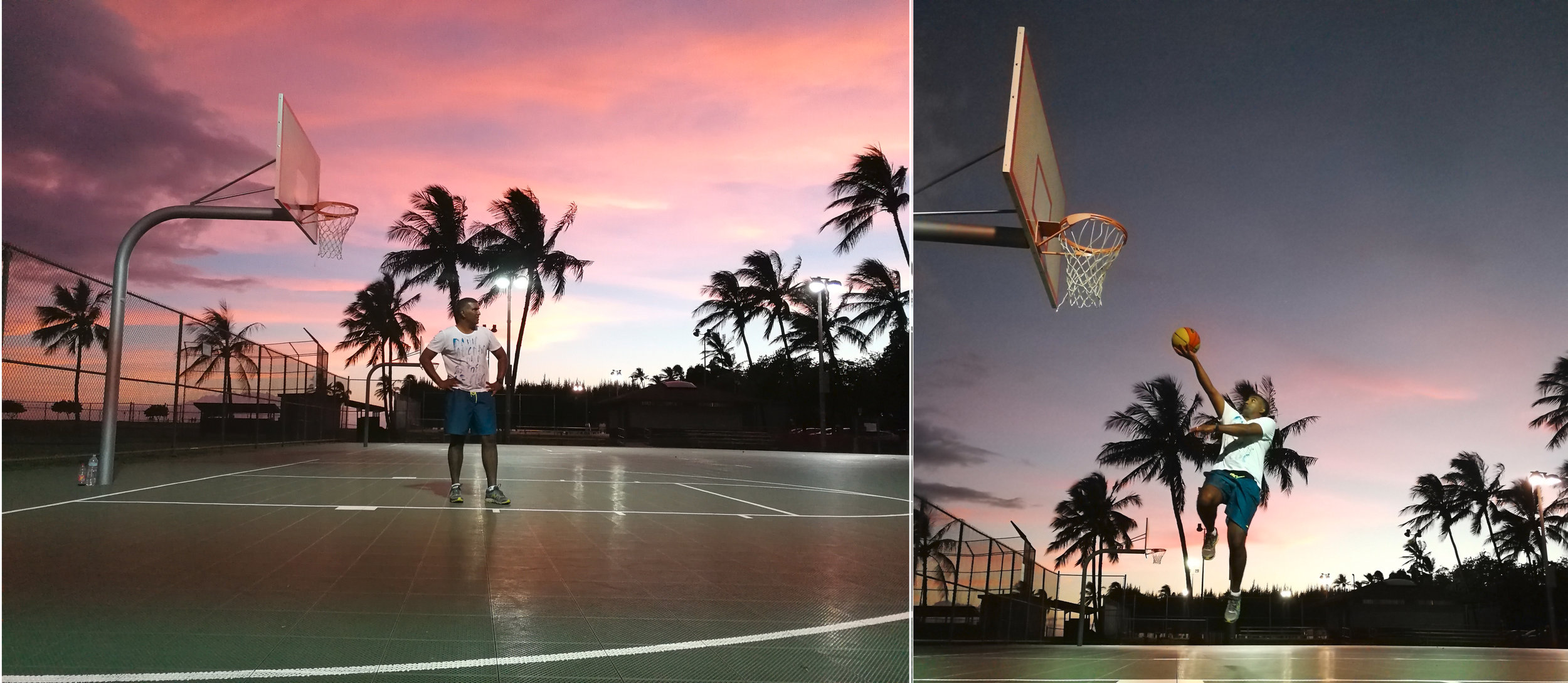 Basketball - Maui Island, Hawaï