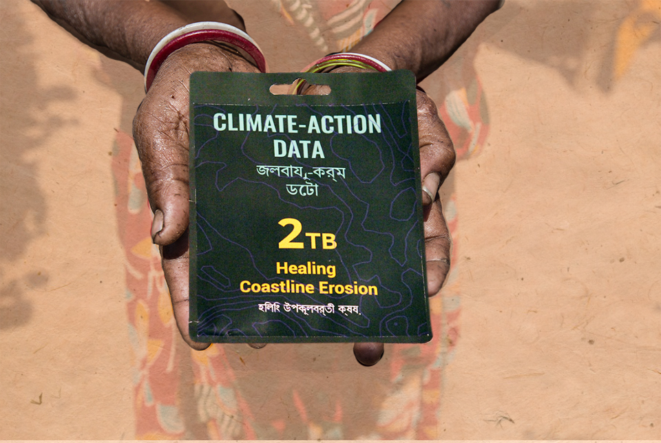 2 TB Climate-Action Data plan