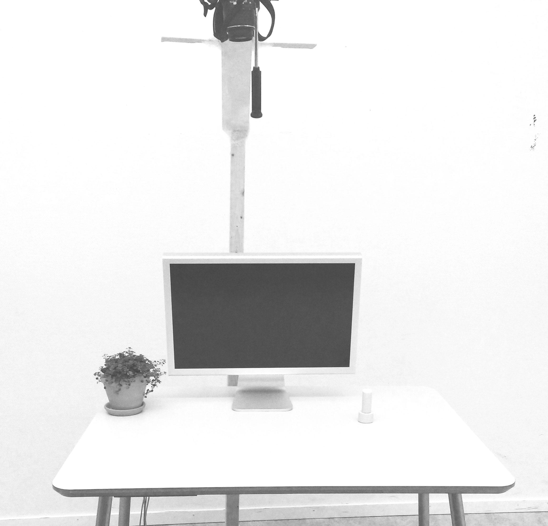 Video filming Setup