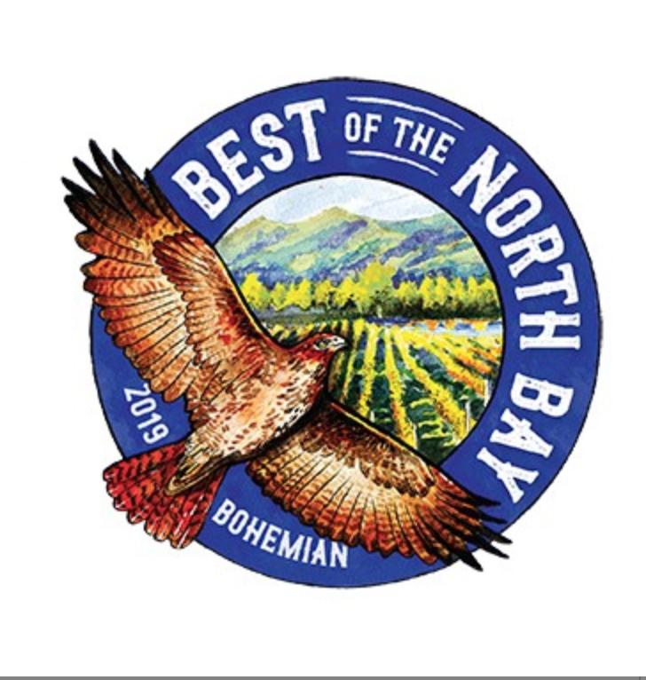North Bay Bohemian Best of 2019    Best Gym  Best Personal Trainer in Napa Valley: Donavan Almond