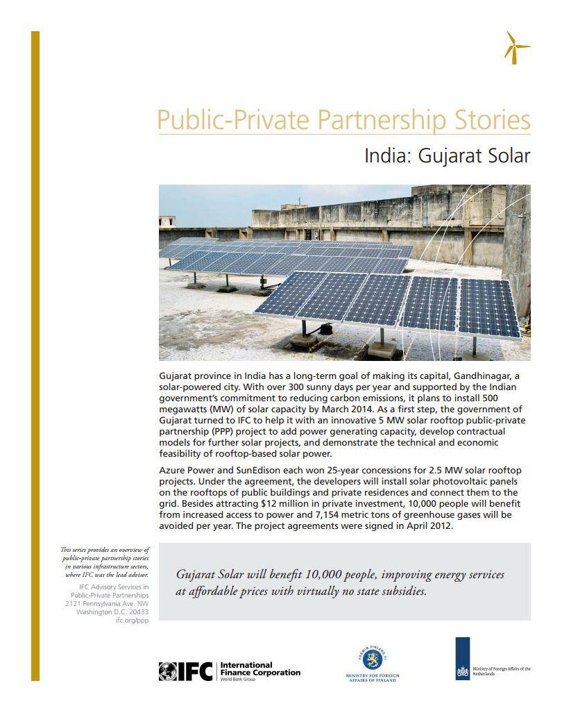 India: Gujarat Solar