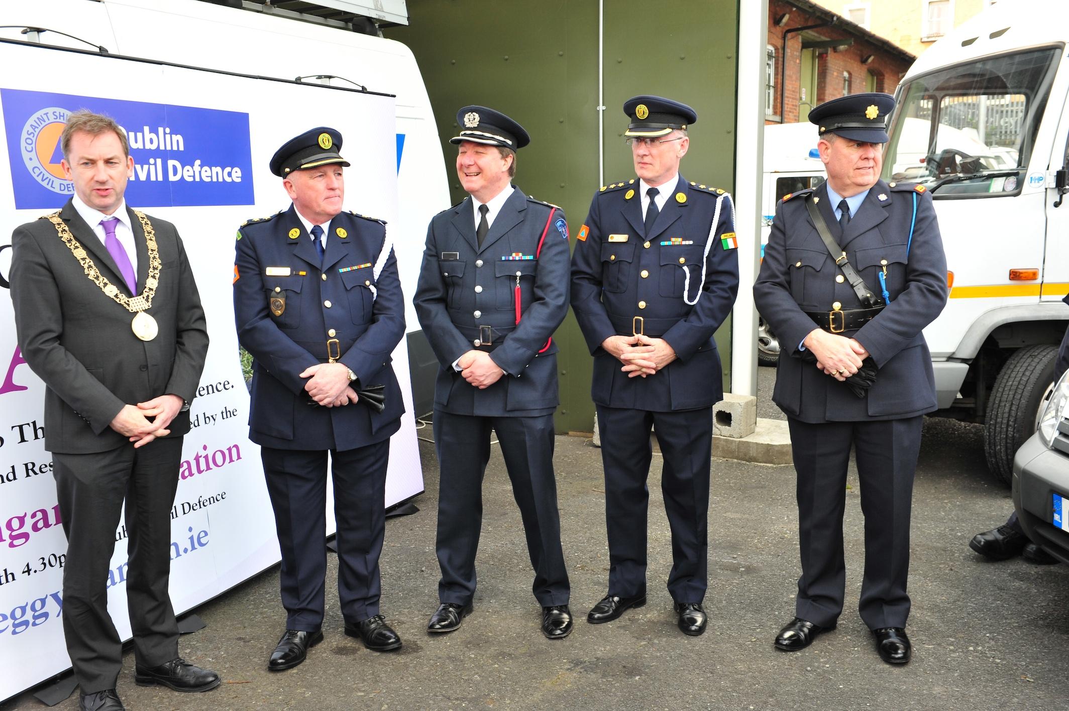 Max Dublin Civil Defence K9 Unit