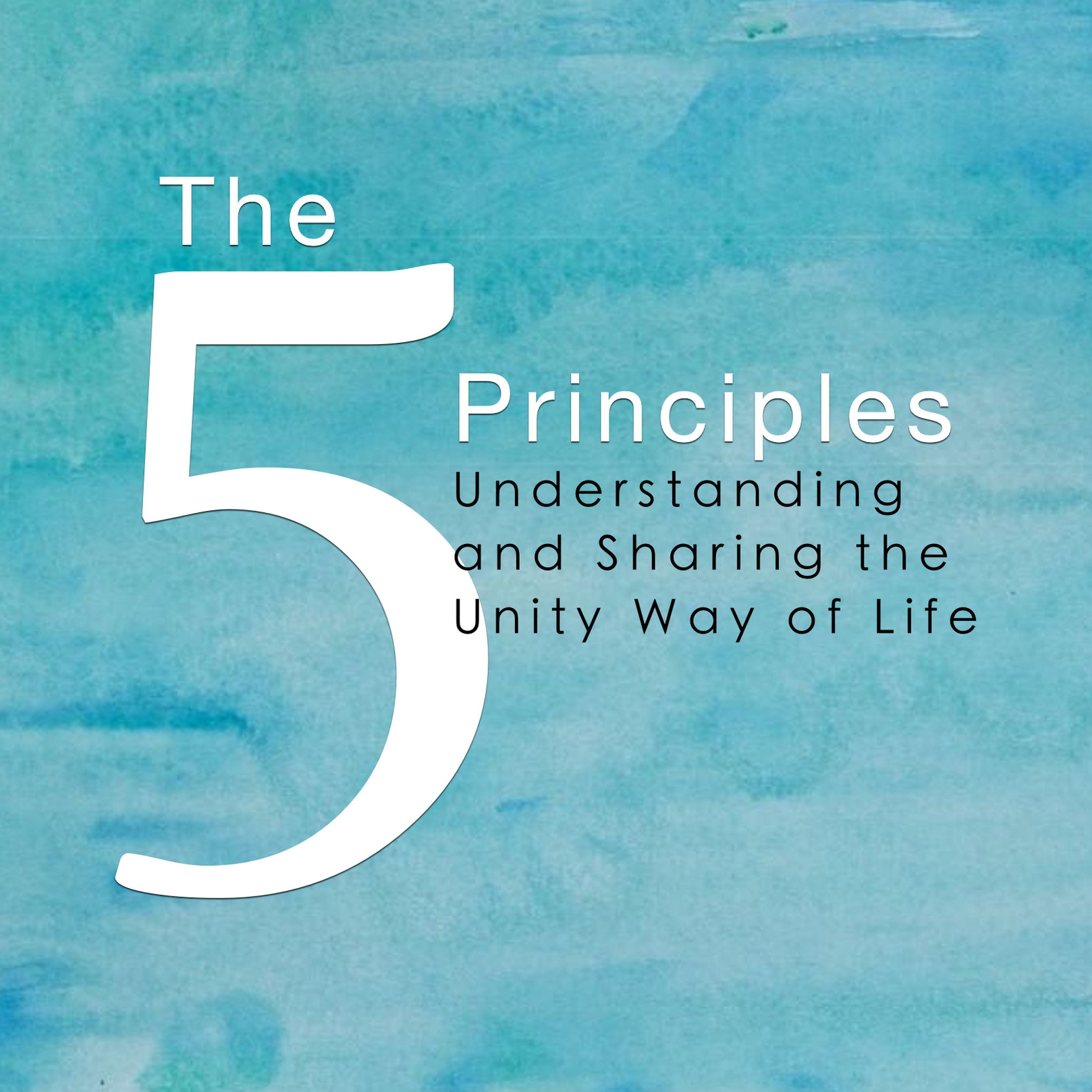Discover The 5 Unity Principles -