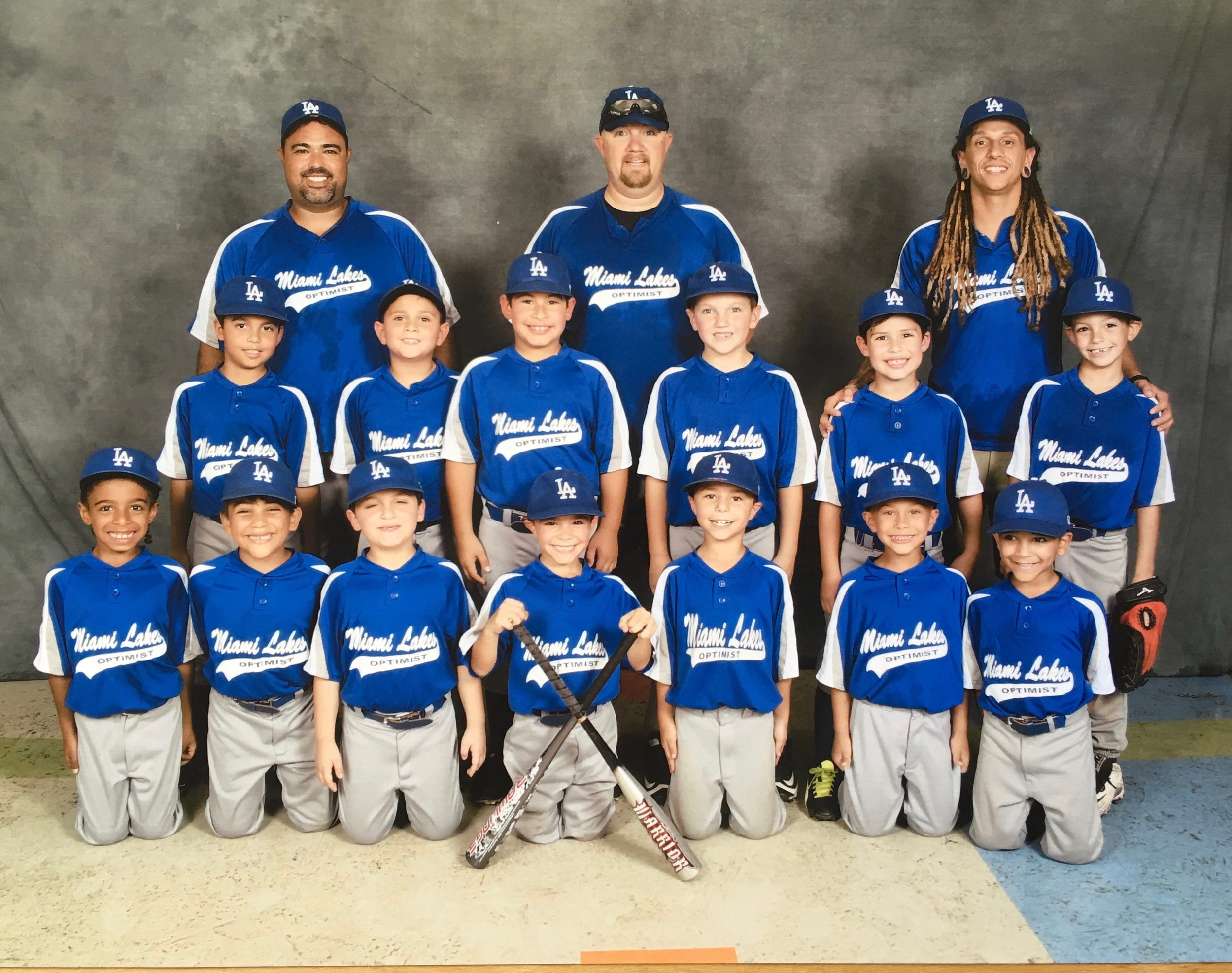 Unity on the Bay sponsors Optimist Club Baseball Team