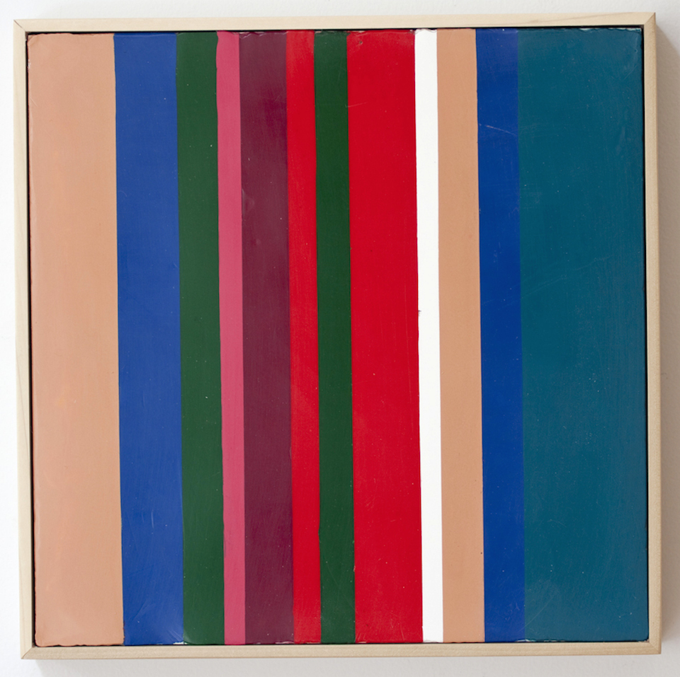 Christian Faur, Marlboro Man, encaustic, painting, contemporary art, Sherrie Gallerie
