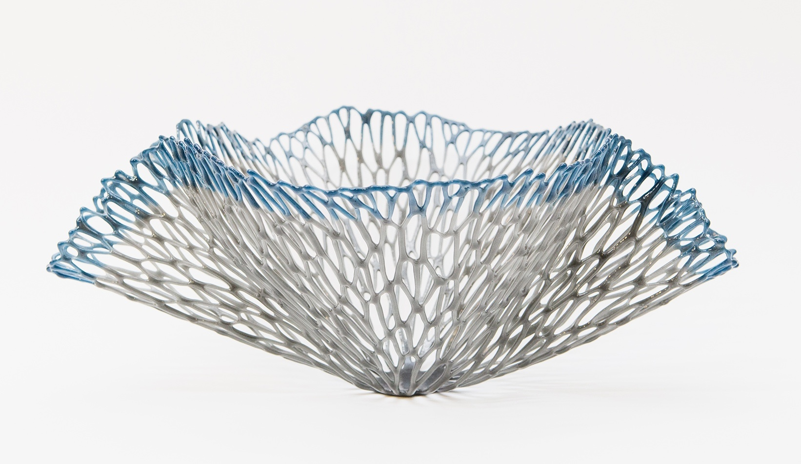 "Lauren Eastman Fowler, ""Vitre Flora X1,"" glass, 9x17.5x23 in"