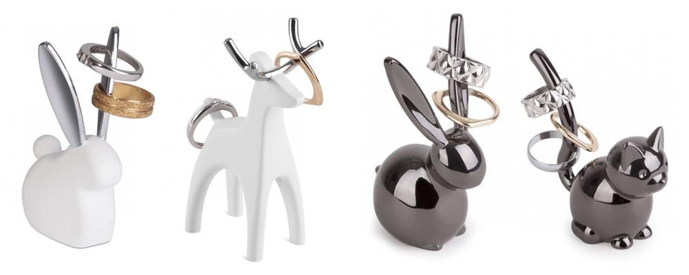 Whimsical Ring Holders