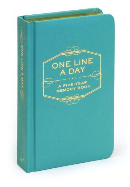 Five-Year Memory Book