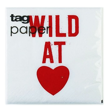 Wild At Heart Napkins